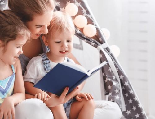 5 libri per bimbi dai 3 ai 5 anni