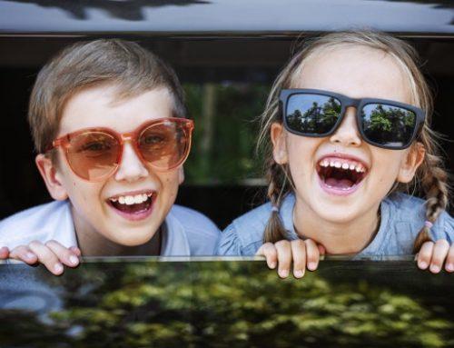 5 giochi per bimbi da fare in auto contro la noia
