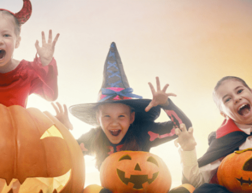 Costumi di Halloween senza una spesa Spaventosa!