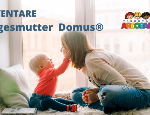 CORSO di FORMAZIONE TAGESMUTTER Domus®  in PARTENZA a GENNAIO 2022 –